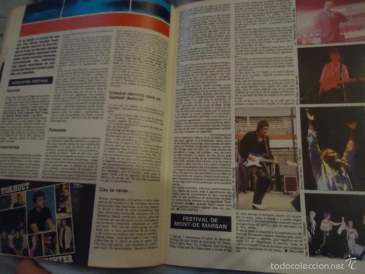 Revistas de música: ROCK ESPEZIAL - Nº 37 - SEPTIEMBRE 1984 - AC/DC - JETHRO TULL - ZAPPA - IRON MAIDEN - EN PORTADA - Foto 9 - 60729903