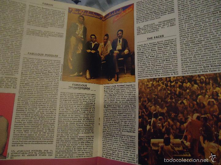 Revistas de música: ROCK ESPEZIAL - Nº 37 - SEPTIEMBRE 1984 - AC/DC - JETHRO TULL - ZAPPA - IRON MAIDEN - EN PORTADA - Foto 17 - 60729903