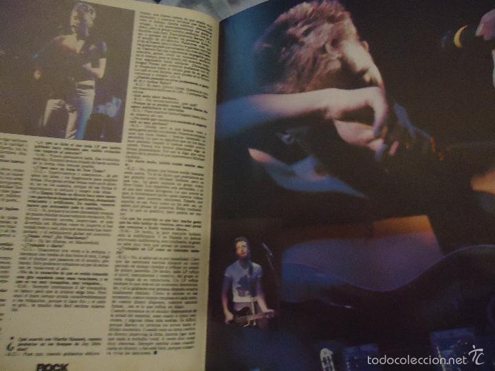 Revistas de música: ROCK ESPEZIAL - Nº 37 - SEPTIEMBRE 1984 - AC/DC - JETHRO TULL - ZAPPA - IRON MAIDEN - EN PORTADA - Foto 19 - 60729903