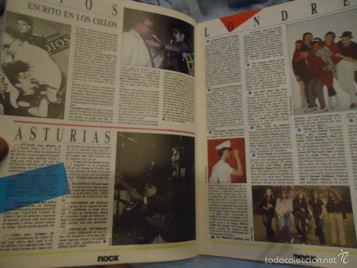 Revistas de música: ROCK ESPEZIAL - Nº 37 - SEPTIEMBRE 1984 - AC/DC - JETHRO TULL - ZAPPA - IRON MAIDEN - EN PORTADA - Foto 23 - 60729903