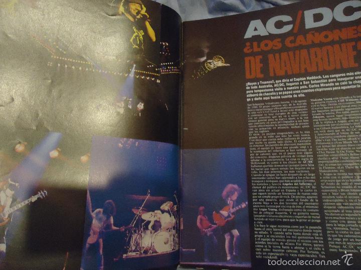 Revistas de música: ROCK ESPEZIAL - Nº 37 - SEPTIEMBRE 1984 - AC/DC - JETHRO TULL - ZAPPA - IRON MAIDEN - EN PORTADA - Foto 24 - 60729903