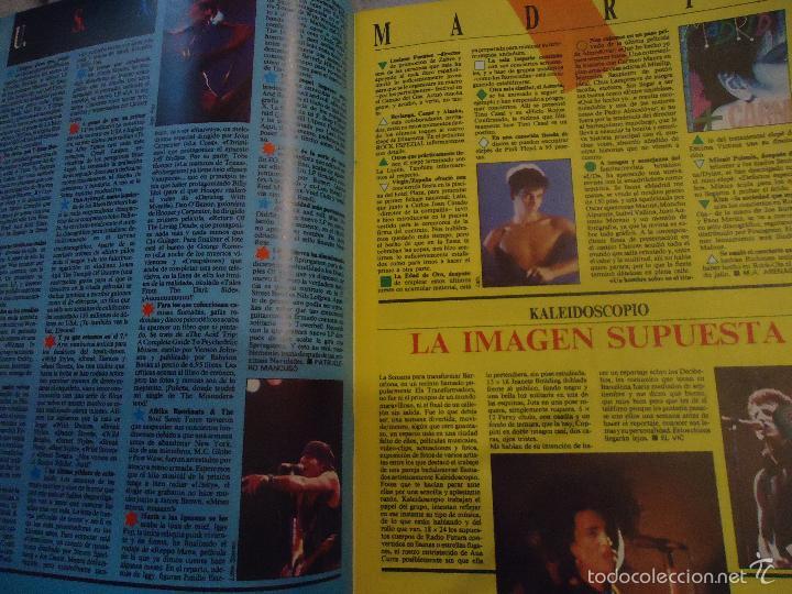 Revistas de música: ROCK ESPEZIAL - Nº 37 - SEPTIEMBRE 1984 - AC/DC - JETHRO TULL - ZAPPA - IRON MAIDEN - EN PORTADA - Foto 25 - 60729903