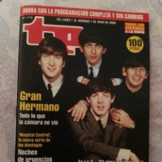 Revistas de música: REVISTA TP THE BEATLES. Lote 61250251