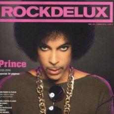 Revistas de música - ROCKDELUX N. 351 JUNIO 2016 - EN PORTADA: PRINCE (NUEVA) - 118071247
