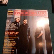 Riviste di musica: ROCK DE LUX Nº 231 -COLDPLAY-CAN-LAIBACH-ANDREW BIRD-DANIEL JOHNSTON-LOVE OF LESBIAN-R. FONTAINE.... Lote 63288912