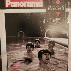 Revistas de música: FASCICULO PANORAMA THE BEATLES. Lote 64765411