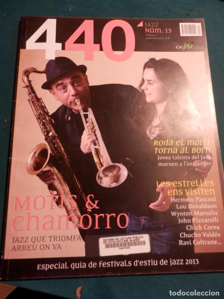 Revistas de música: 440 CLÀSSICA & JAZZ - LOTE 34 REVISTAS EN CATALÀ Nº 2-3-4-5-6-7-8-9-10-11-12-13-14-15-16-17-18-19... - Foto 12 - 65452894