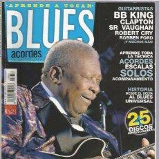 Magazines de musique: APRENDE A TOCAR BLUES. Lote 65835018