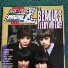 Revistas de música: REVISTA POPULAR 1 THE BEATLES . Lote 65923462