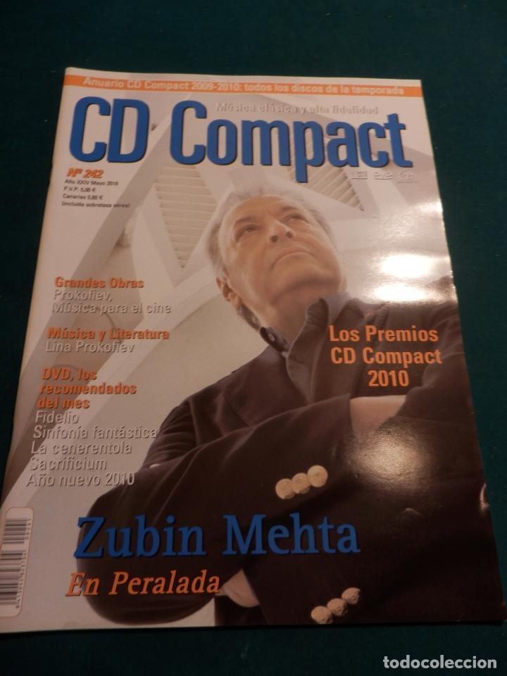 Revistas de música: CD COMPACT - REVISTA DE MÚSICA CLÁSICA Y ALTA FIDELIDAD - LOTE DE 15 Nº 226-233-235-236-237-238... - Foto 12 - 67855689