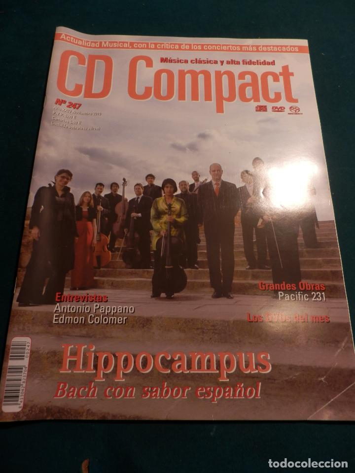 Revistas de música: CD COMPACT - REVISTA DE MÚSICA CLÁSICA Y ALTA FIDELIDAD - LOTE DE 15 Nº 226-233-235-236-237-238... - Foto 15 - 67855689