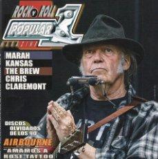 Revistas de música: POPULAR 1 N. 513 OCTUBRE 2016 - EN PORTADA: NEIL YOUNG (NUEVA). Lote 72780642