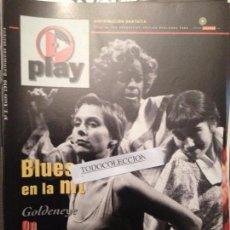 Revistas de música - REVISTA PLAY 2 ENERO 1992, BLUES EN LA NIT, E.PRESLEY, ALICE IN CHAINS,MARVIN GAYE, TRIANA - 68044477