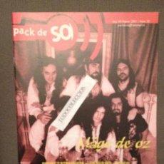 Revistas de música: PACK DE SO 32 FEBRER 2001 MAGO DE OZ,LOS SUAVES,NAVAJITA PLATEA,SILVIA COMES & LIDIA PUJOL,D. BROZA. Lote 172335528