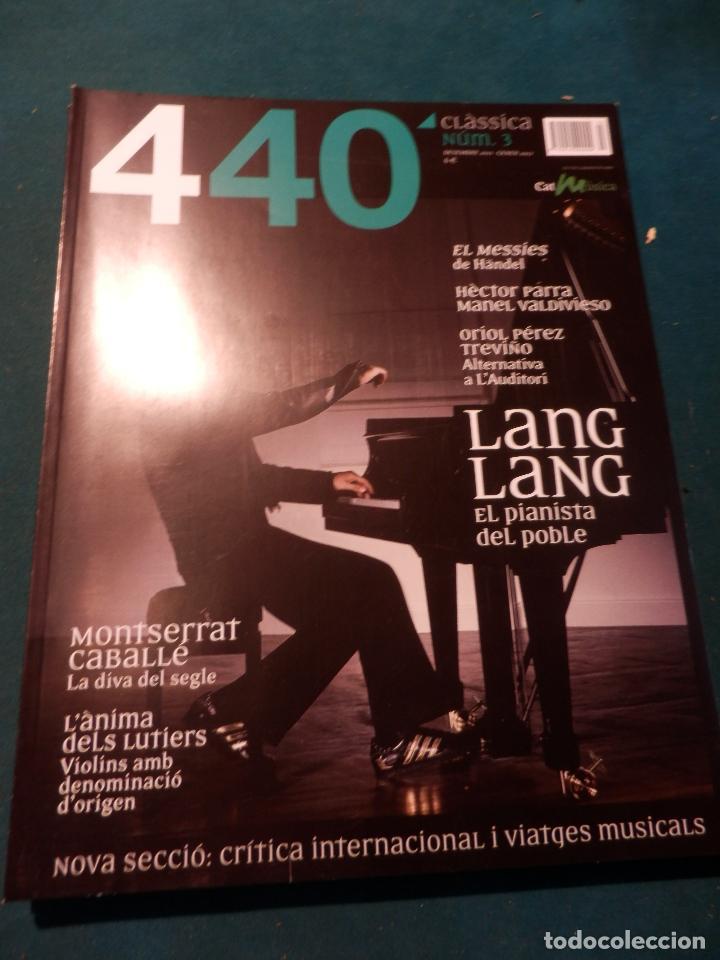 Revistas de música: 440 CLÀSSICA & JAZZ - LOTE 34 REVISTAS EN CATALÀ Nº 2-3-4-5-6-7-8-9-10-11-12-13-14-15-16-17-18-19... - Foto 22 - 65452894