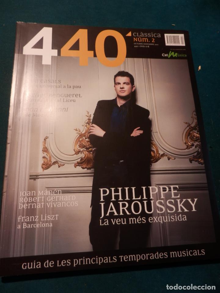 Revistas de música: 440 CLÀSSICA & JAZZ - LOTE 34 REVISTAS EN CATALÀ Nº 2-3-4-5-6-7-8-9-10-11-12-13-14-15-16-17-18-19... - Foto 23 - 65452894