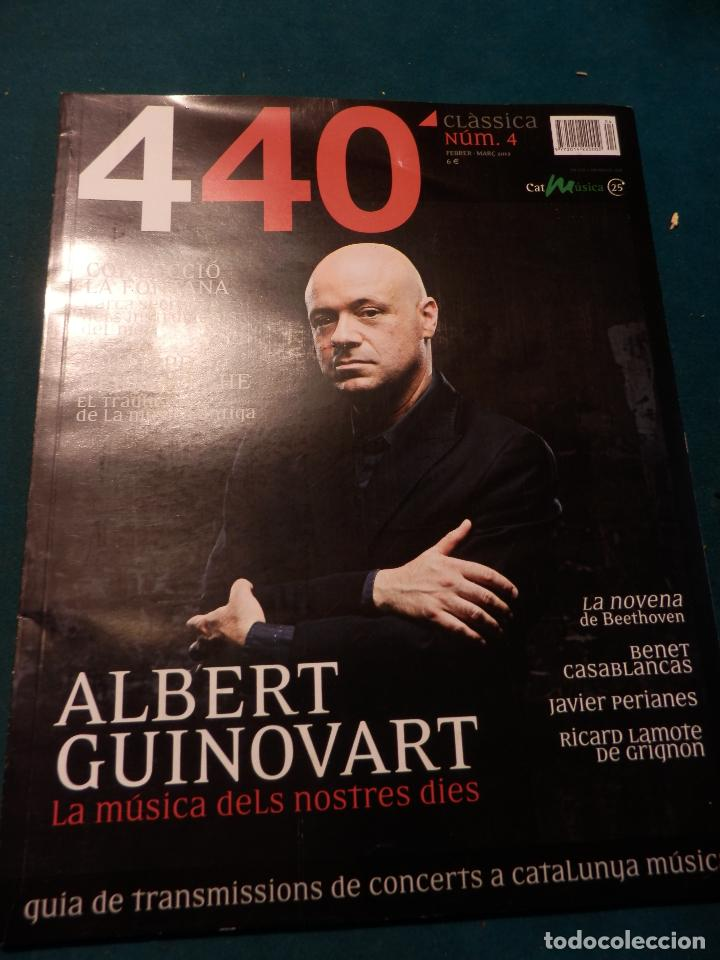 Revistas de música: 440 CLÀSSICA & JAZZ - LOTE 34 REVISTAS EN CATALÀ Nº 2-3-4-5-6-7-8-9-10-11-12-13-14-15-16-17-18-19... - Foto 24 - 65452894