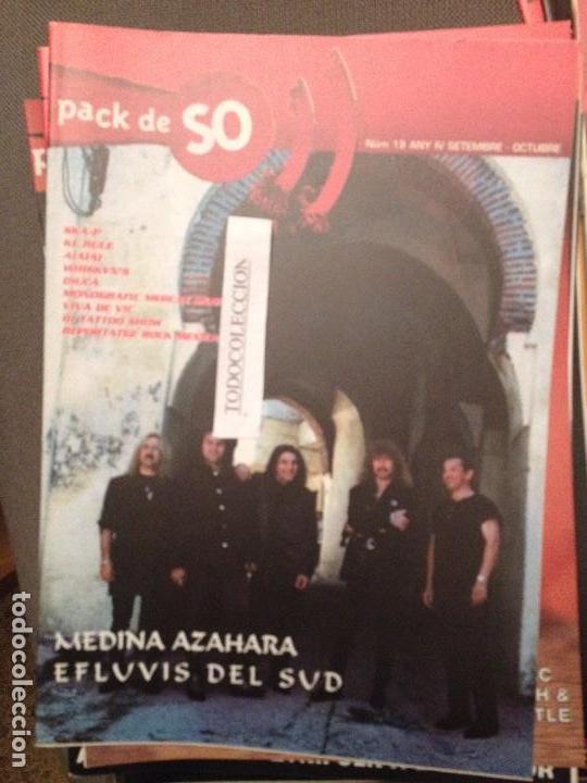 PACK DE SO 19 SKA-P,KE RULE,AI AI AI,WHISKYN'S,DIUCA,MEDINA AZAHARA,ROCK MEJICANO (Música - Revistas, Manuales y Cursos)