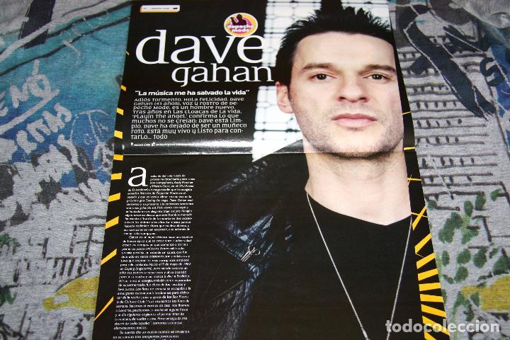 Revistas de música: Depeche Mode - Guía Completa - Especial Revista 40 - Octubre 2005 - Foto 2 - 68641061