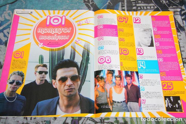 Revistas de música: Depeche Mode - Guía Completa - Especial Revista 40 - Octubre 2005 - Foto 4 - 68641061