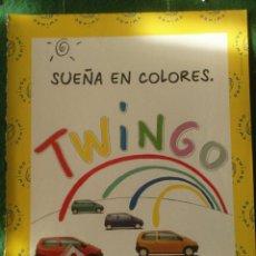 Revistas de música: PUBLICIDAD AUTOMOVIL RENAULT TWINGO . Lote 68652247
