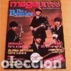 Revistas de música: REVISTA ESPAÑOLA MEGAPRESS PORTADA BEATLES POSTER DE PAUL MCCARTNEY 1993. Lote 69291289