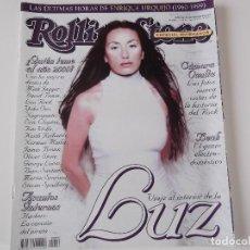 Revistas de música: REVISTA ROLLING STONE Nº 3 - LUZ CASAL. Lote 69677005