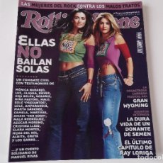 Revistas de música: REVISTA ROLLING STONE Nº 14 - ELLA BAILA SOLA / JOSE MERCE / EL GRAN WYOMING. Lote 69688169