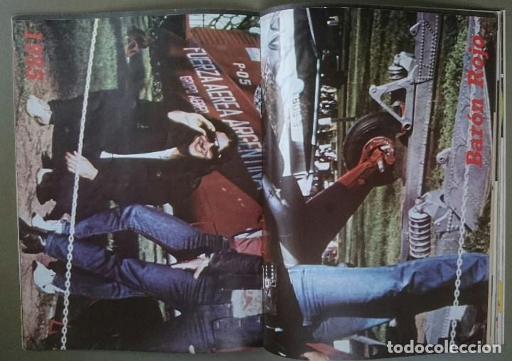 Revistas de música: Rock de Lux nº 3, Enero 1985. Alaska, Duran Duran, Lou Reed, Barón Rojo, Talk Talk, Twisted Sister - Foto 13 - 69709241