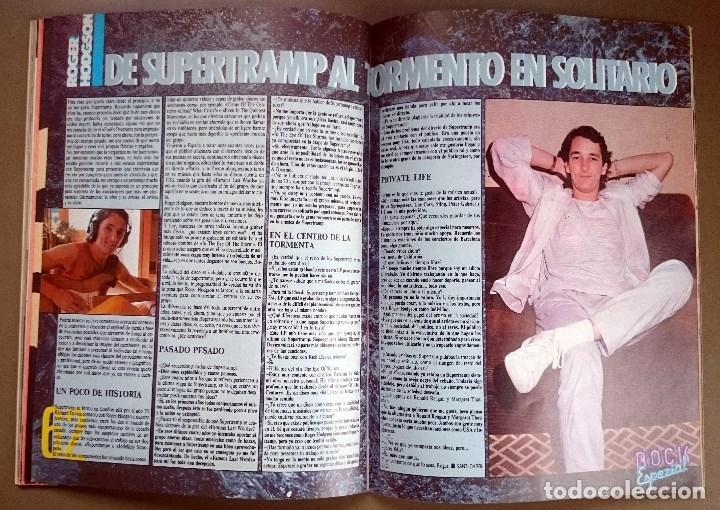 Revistas de música: Rock de Lux nº 3, Enero 1985. Alaska, Duran Duran, Lou Reed, Barón Rojo, Talk Talk, Twisted Sister - Foto 15 - 69709241
