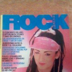 Revistas de música: REVISTA ROCK N'27 AÑO 1983.. Lote 70587622