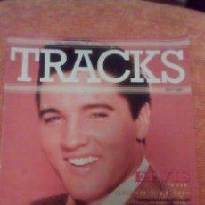 Revistas de música: REVISTA INGLESA TRACKS WOOLWORTHS AÑO 1987 ELVIS PRESLEY.. Lote 71021403