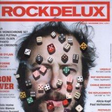 Revistas de música - ROCKDELUX N. 355 NOVIEMBRE 2016 (NUEVA) - 71580463