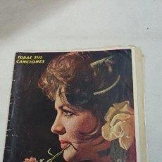 Revistas de música: SARA MONTIEL, TODAS SUS CANCIONES, AÑOS 60. Lote 72340471