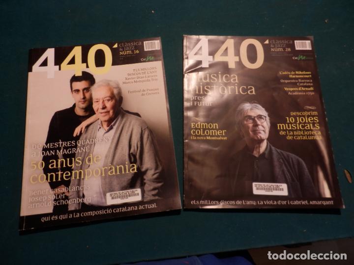 Revistas de música: 440 CLÀSSICA & JAZZ - LOTE 34 REVISTAS EN CATALÀ Nº 2-3-4-5-6-7-8-9-10-11-12-13-14-15-16-17-18-19... - Foto 25 - 65452894