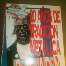 Revistas de música: REVISTA POPULAR 1, N°160. Lote 73565522