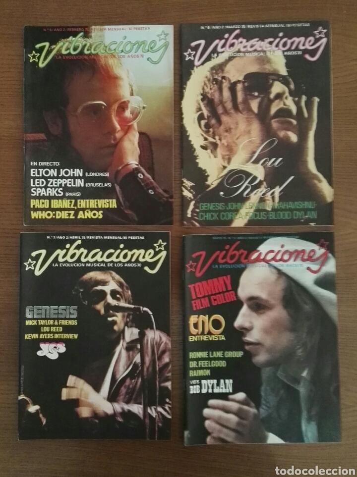 Revistas de música: REVISTA VIBRACIONES - Foto 2 - 75391410