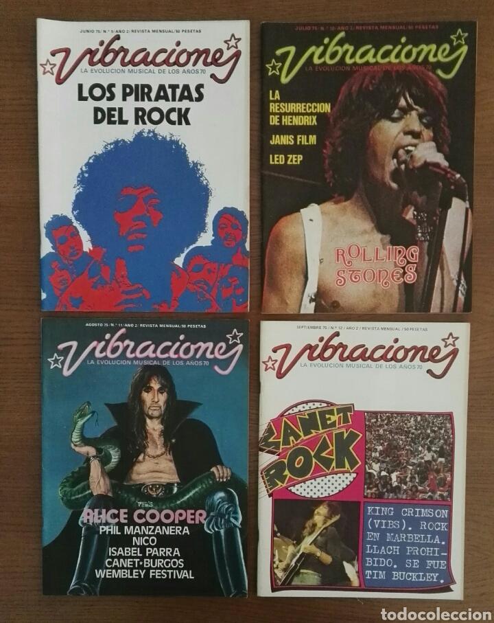 Revistas de música: REVISTA VIBRACIONES - Foto 3 - 75391410