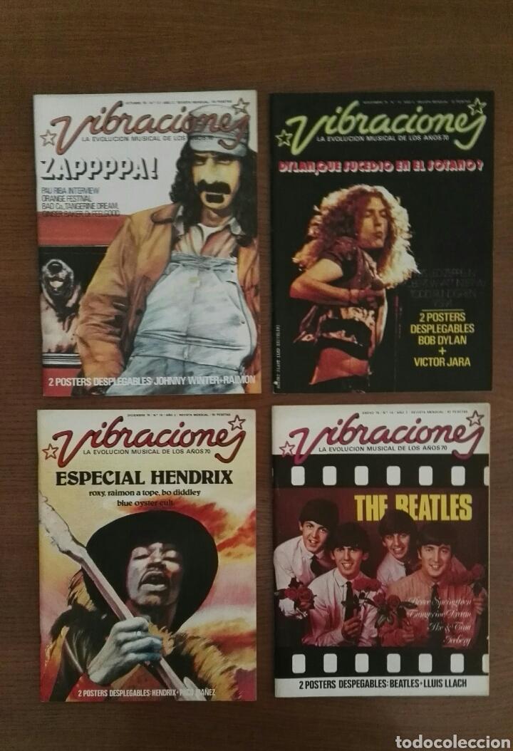 Revistas de música: REVISTA VIBRACIONES - Foto 4 - 75391410