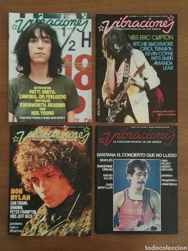 Revistas de música: REVISTA VIBRACIONES - Foto 7 - 75391410