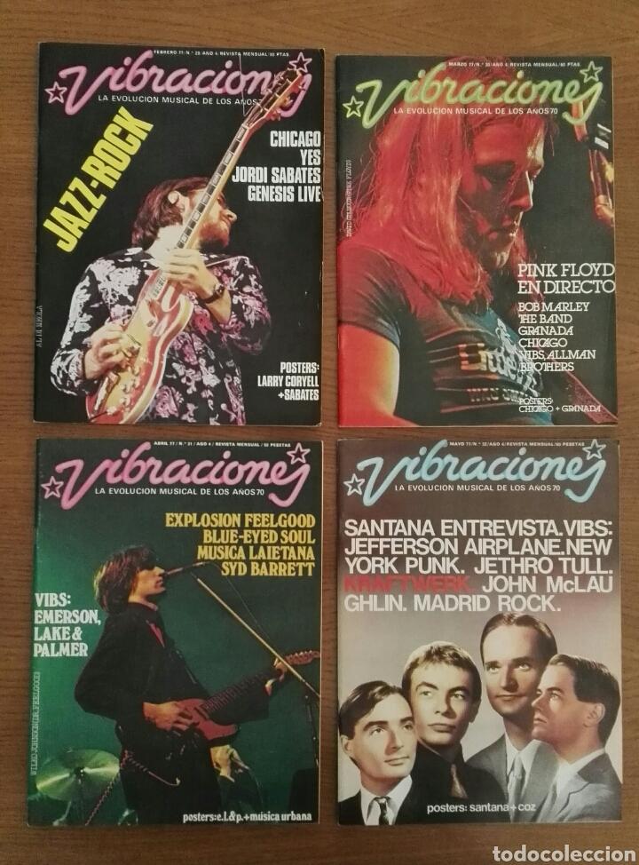 Revistas de música: REVISTA VIBRACIONES - Foto 8 - 75391410