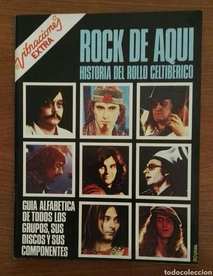 Revistas de música: REVISTA VIBRACIONES - Foto 10 - 75391410