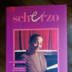 Revistas de música: REVISTA SCHERZO Nº 103. Lote 75451147