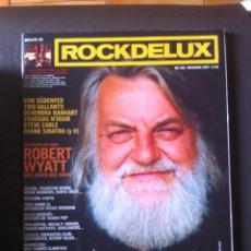 Revistas de música: REVISTA ROCK DE LUX Nº 256 AÑO 2007 - ROBERT WYATT. Lote 75703147