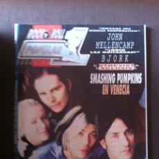 Revistas de música: REVISTA MUSICAL POPULAR 1. ROCK N' ROLL MAGAZINE Nº 265 - SMASHING PUMPKINS. Lote 77492373