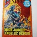 Revistas de música: REVISTA FRANCESA L'EXPRESS Nº 1255 1975 11 PAGINAS DE MICK JAGGER Y ROLLING STONES. Lote 77531069