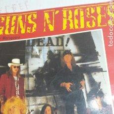 Revistas de música: REVISTA DE IMÁGENES GUNS N' ROSES AÑO 91 RARA. Lote 77650206
