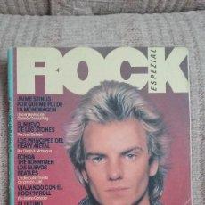 Revistas de música: REVISTA ROCK ESPEZIAL Nº 1 SEPTIEMBRE 1981. Lote 81084796