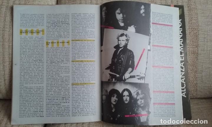 Revistas de música: revista rock espezial nº 1 septiembre 1981 - Foto 2 - 81084796