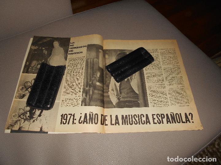 Revistas de música: REVISTA DISCOBOLO Nº 292 1971 KARINA INGRID GARBO TOM JONES JOSE JUAN 15 PTS. - Foto 2 - 89455250